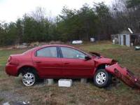 2005 Dodge Neon (PARTS ONLY) low miles under 70,000