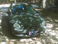 For sale dodge neon 4 cylinder engine great on gas