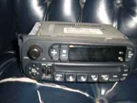 am/fm cd player works good came out of 2004 dodge