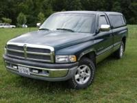 Selling my 96 Dodge Ram 2 wheel drive with 318 motor,