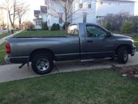 Up for sale is a nice 2007 Dodge Ram 1500 with low