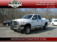 ***CLEAN CARFAX!!!!!!!!!*** This able Truck with its