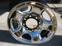 1 - Dodge Ram 2500 8 Lug Rim, excellant condition. If