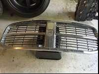 I have for sale a nice chrome stock dodge grille the