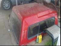 dodge short bed shell in great shape it is dirty from