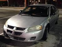 Selling a 2006 Dodge Stratus Sxt. Asking $4,000 obo.
