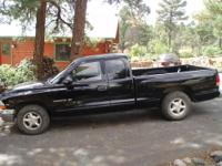 1998 Dodge Dakota Club Cab Pickup 2WD Magnum V6 engine
