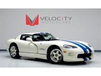 This 1996 Dodge Viper RT/10 Shelby Edition is #2 of 19