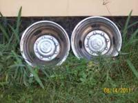 "I have a pair of 16"" factory dodge ram wheel"