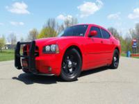 2008 Dodge Charger R/TPolice Appearance Package 97,003