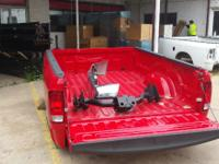 new and used dodge pickup beds 8' with bumper and tow