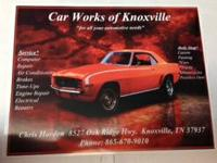 Auto Functions has beened around offering the Knoxville