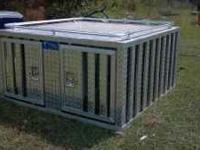 UWS Dog box for truck,one of the top dog box