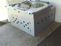 I have three new dog boxes for sale. The Lg. Box has