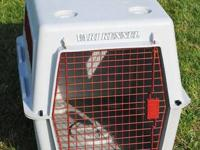 WIRE DOG CAGE / CRATE EXTRA LARGE SIZE 42 inches long