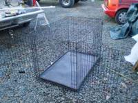 extra large pet crates, $75.00 o/b/o call  Location: