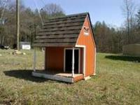 A TOP DOG HOUSE FOR A TOP DOG. THIS HOUSE WAS
