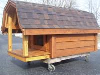 For sale: Large, fully insulated, Barn Dog house with