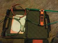 i have a really good 2 dog tracting system for sale..