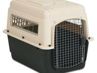 Animal Type: Dog TrainingTransport Cage This is a large