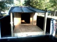 I have a really big doghouse for sale it has never been