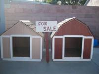 CUSTOM BUILT DOGHOUSES FOR SALE!! BEST HOME QUALITY