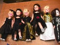 Doll Collection I have a mixed lot of small dolls sold