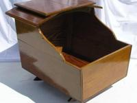 For Sale ... a Hand-Made, Solid Wood, Doll Cradle/