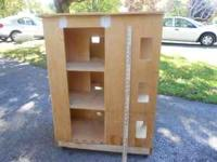 3 foot doll house for sale. This doll house will be