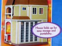 Vintage Solid Very Large Doll House For Sale In Fort Meade