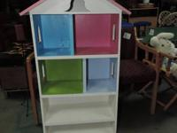 "Doll House or Shoe House #~438~# 9""d x 18.5""w x 46""h"