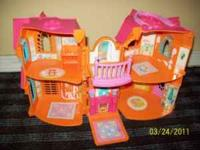 Doll houses, many choices (Fisher-Price, Victorian,