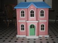 Little Tikes Doll Mansion (Barbie size), doll estate