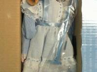 "FOR SALE: HOUSE OF LOYD INC. COLLECTIBLE ""DOLL WITH"