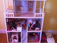 I have a doll house that's nearly a year old. It is