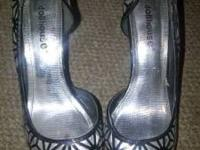 dollhouse brand high heels size 8.5 worn once look new