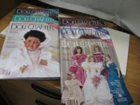 DOLLCRAFTER 1995/96 ISSUES 18 TOTAL DOLLMAKER 1995 TO