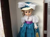 "Here's a 1983 Effanbee doll ""Allison"" $20.0-  1981"