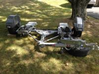 Demco Kar Kaddy SS was purchased 2014 for $3,500 and