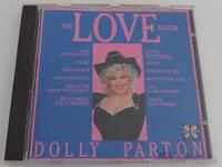 Dolly Parton The Love Album CD is in very good