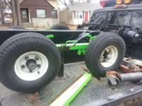 I have two sets of vehicle towing dollies (one green