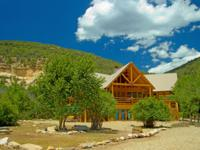 Dolores Canyon Lodge and Ranch is comprised of 12 acres