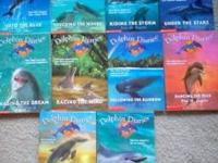 20.00 for all 10 books DOLPHIN DIARIES COMPLETE SET