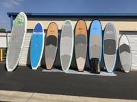 Wide selection of Dolsey Designs stand up paddleboards