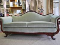 do not dispose of that well developed, older sofa or