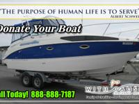 Do you need to get rid of your od boat? Donate your old