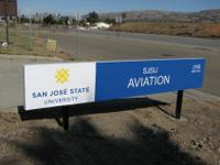 San Jose State University's Aviation Department (which