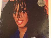 Donna Summer self titled vinyl LP record Geffen label