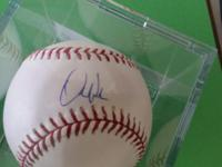 Dontrelle Willis W.S. Champ. Marlins Baseball autograph