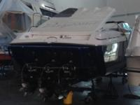 Beautifully maintained performance power boat with